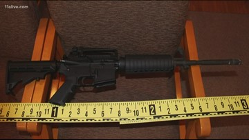 Peachtree City investigation uncovers who left hidden gun at Catholic church