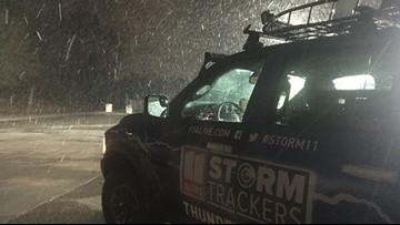 Winter Weather Advisory expires in northwest Georgia
