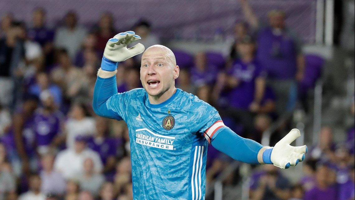 Brad Guzan gives his Atlanta United Mount Rushmore