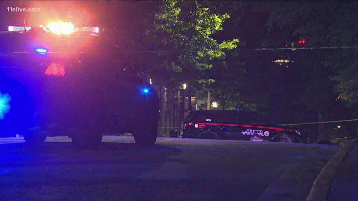 Man leaving nightclub shot outside Buckhead Houston's during exchange of gunfire, police say