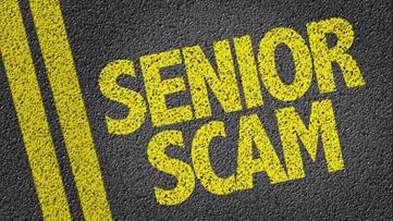 Seniors: Beware of holiday scam