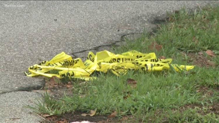 'I hear shooting... pop pop pop': Neighbors describe violent block where teen was found shot and killed
