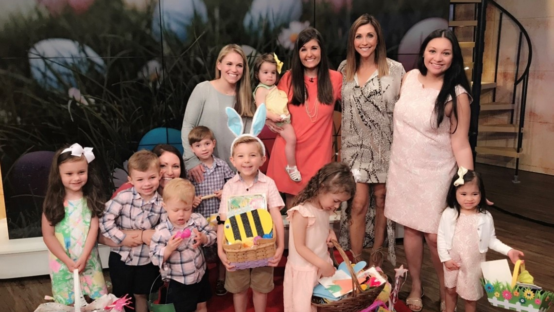 Easter Basket Parade with Lynn Lilly & Craft Box Girls