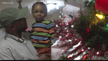 Children in for big Christmas surprise after community steps in to help