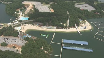 20-year-old woman dies in jet ski accident on Lake Lanier