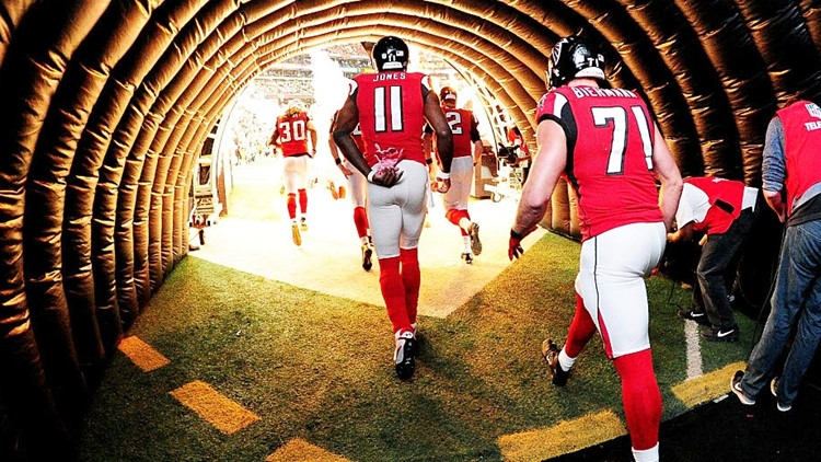 Atlanta Falcons feeling frisky this Valentine's Day in Twitter love letters to NFL teams
