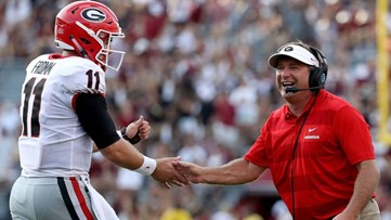 Sources: UGA offensive assistant James Coley not considering move to Miami