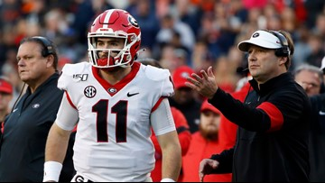 Here's where Georgia ranks in the new College Football Playoff rankings