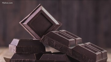 Dark chocolate is good for you