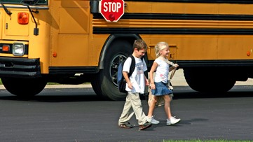 Why is there a shortage of school bus drivers?