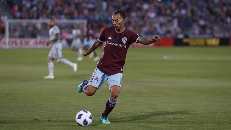 MLS Fire Rapids Soccer