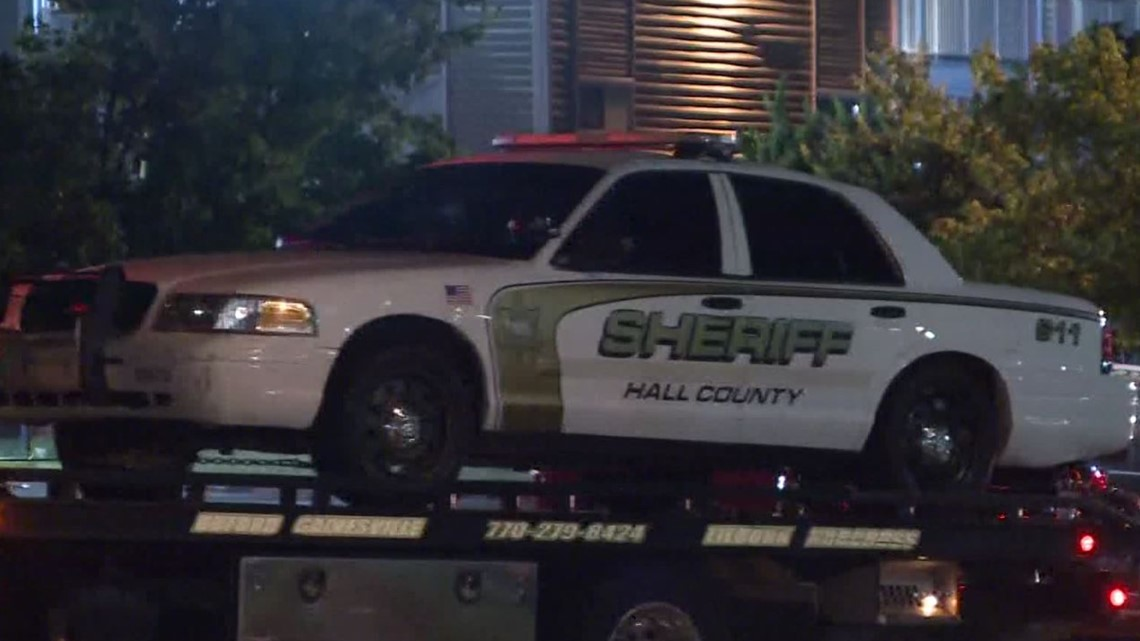 A Hall County deputy was shot and killed: Here's what we know