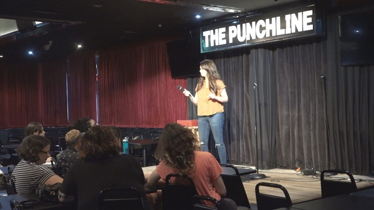 Laugh Lab Atlanta's Female Comedy School