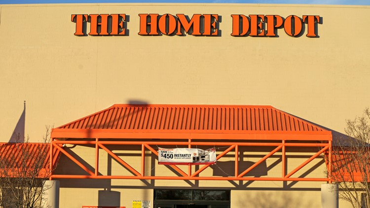 Home Depot cuts sales expectations, blaming tariffs and lumber prices