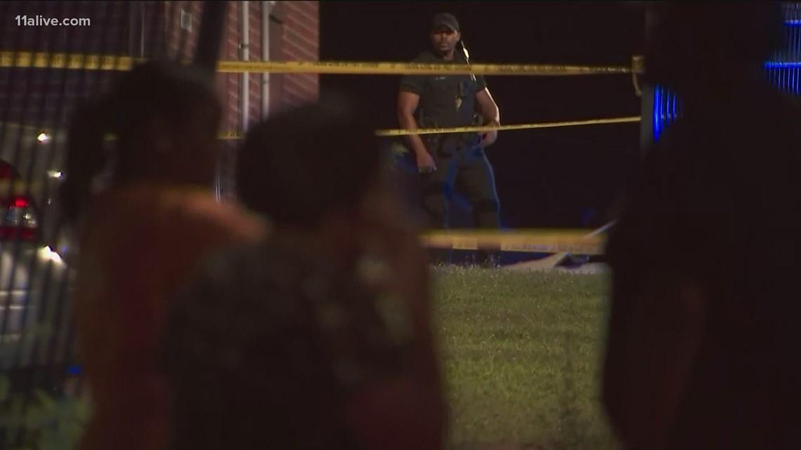 Man shot and killed in Atlanta's Peoplestown neighborhood