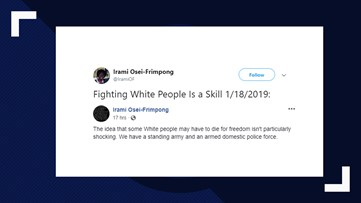 UGA grad student & teaching assistant under fire for controversial, racially-charged social media posts
