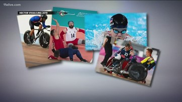 9 athletes from Georgia competing in Parapan Games in Lima