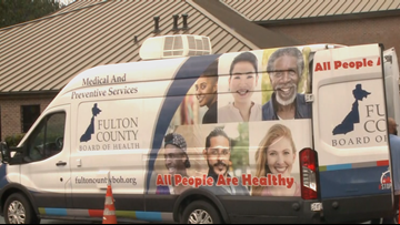 Fulton County Commissioner wants to open dialogue about reducing the spread of HIV