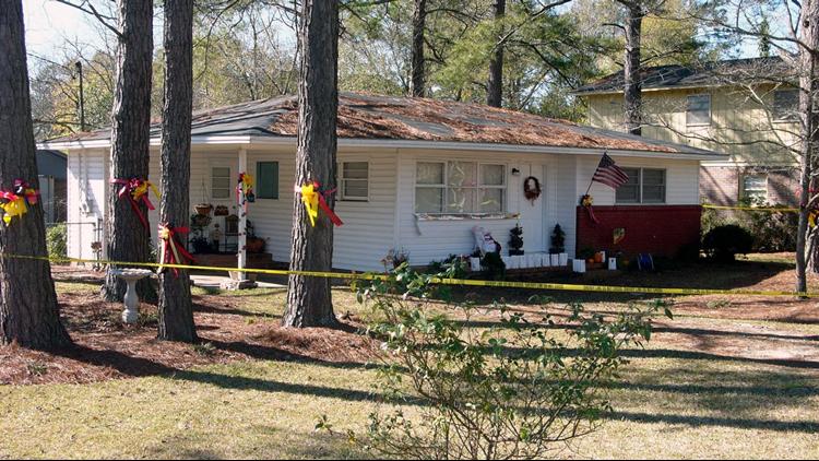 Tara Grinstead's house