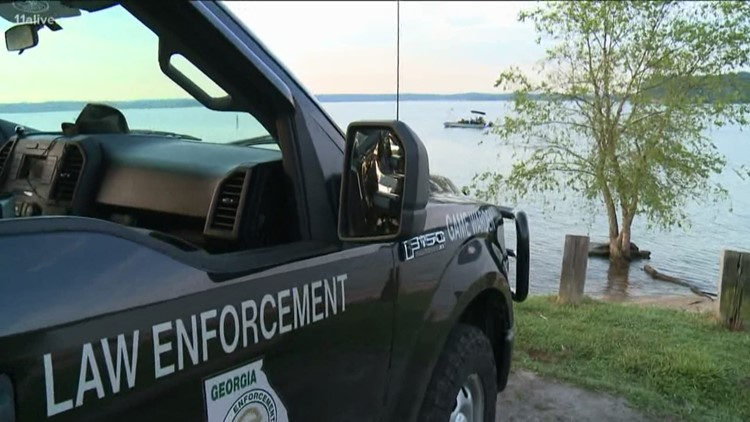 Search underway for possible drowning victim on Lake Lanier