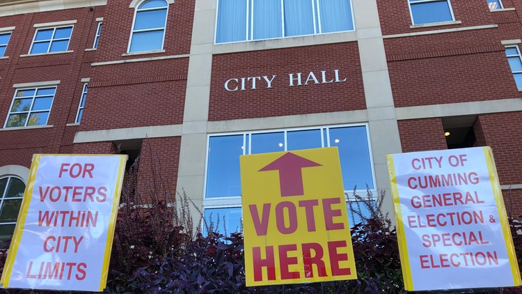 Meet the candidates competing for Cumming City Council