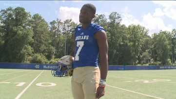 Javon Baker hopes to lead team to state title