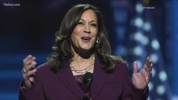 Vice President Kamala Harris to visit Atlanta next Friday