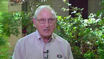 UGA plans to honor Vince Dooley by naming Sanford Stadium field in his honor