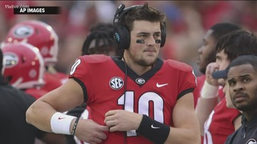 From those who know him: Georgia's Isaac Nauta throughout the years