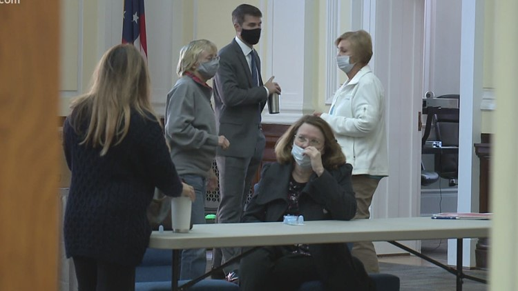 Floyd County completes rescanning ballots after audit finds 2,600 uncounted ballots