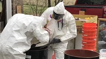 DEA bust reveals 450 pounds of meth in north Fulton, southern DeKalb