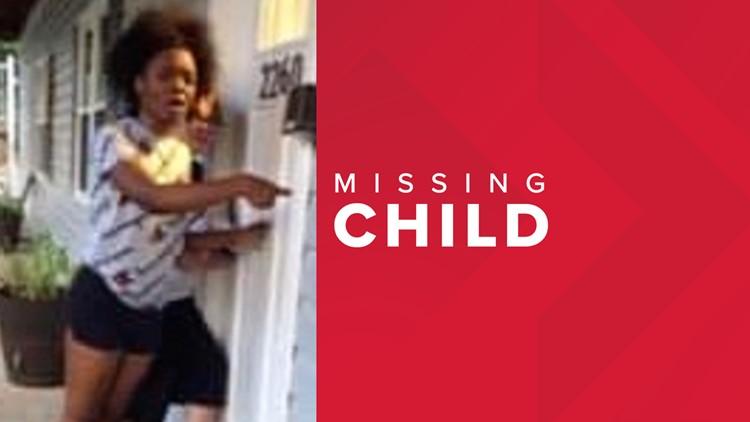 Kasha Carter - missing