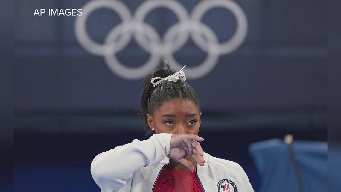 Simone Biles' withdrawal from Tokyo Olympics puts spotlight on mental health