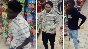 Police search for 3 persons of interest in fatal Union City gas station shooting