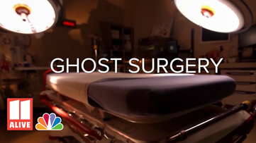 'Ghost surgery': Is the doctor you chose the one holding the scalpel? Maybe not