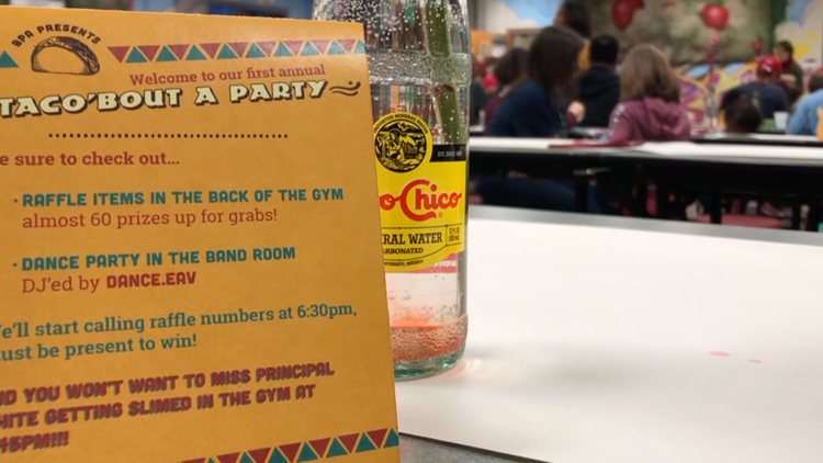 Taco'Bout a Party' event at Burgess-Peterson Academy in East Atlanta Village