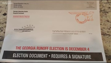 Secretary of State opens probe into allegations of lost absentee ballot applications