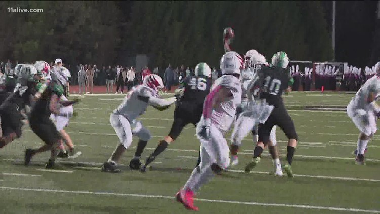 #Team11 Game of the Week | Milton High vs. Roswell High