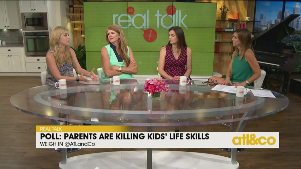 Real Parents Real Talk About Kids And >> Real Talk Parents Are Killing Kids Life Skills 11alive Com