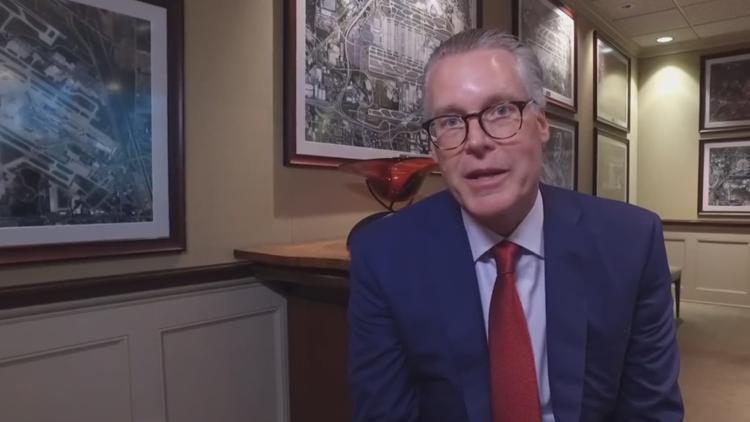 Delta CEO: Federal shutdown costing $25M per month