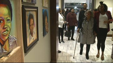 City unveils Atlanta Child Murders memorial portraits