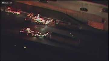 Crash shuts down interstate for hours, impacting morning commute