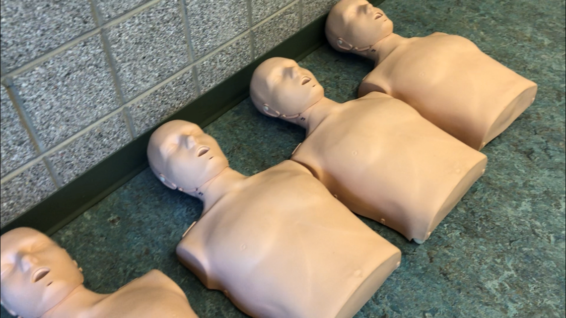 Forsyth County is stayin' alive with CPR certification.