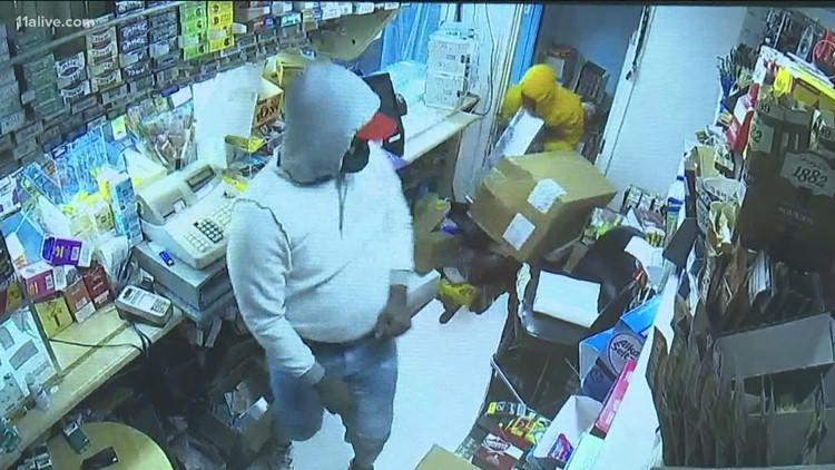 Can't afford any more burglaries: This latest break-in may break this store's owner