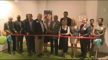 Arthur M. Blank early learning center unveiled