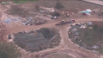 Worker killed by equipment on construction site in Fayette County