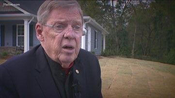 Sen. Isakson talks about Georgia's governor's race, California shooting