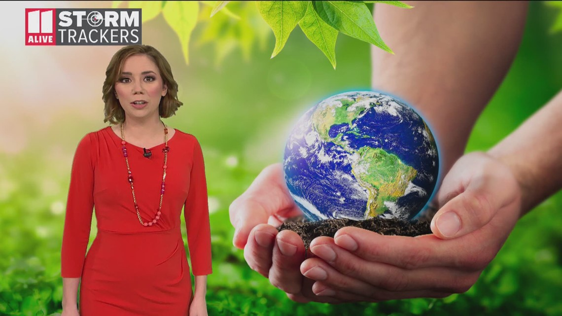 The origins of 'Earth Day', more than 50 years ago