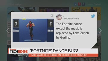 Catch the 'Fortnite' dance bug!
