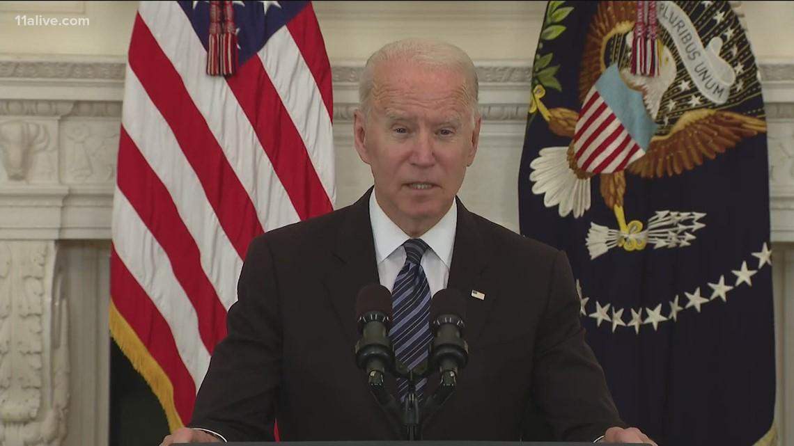 Biden unveils strategy to curb gun violence